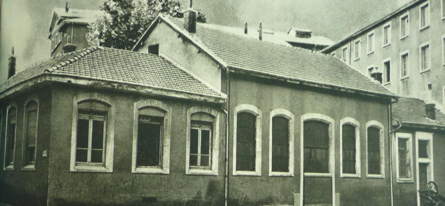 L'institut électrotschnique de Grenoble en 1901 © Archives municipales de Grenoble
