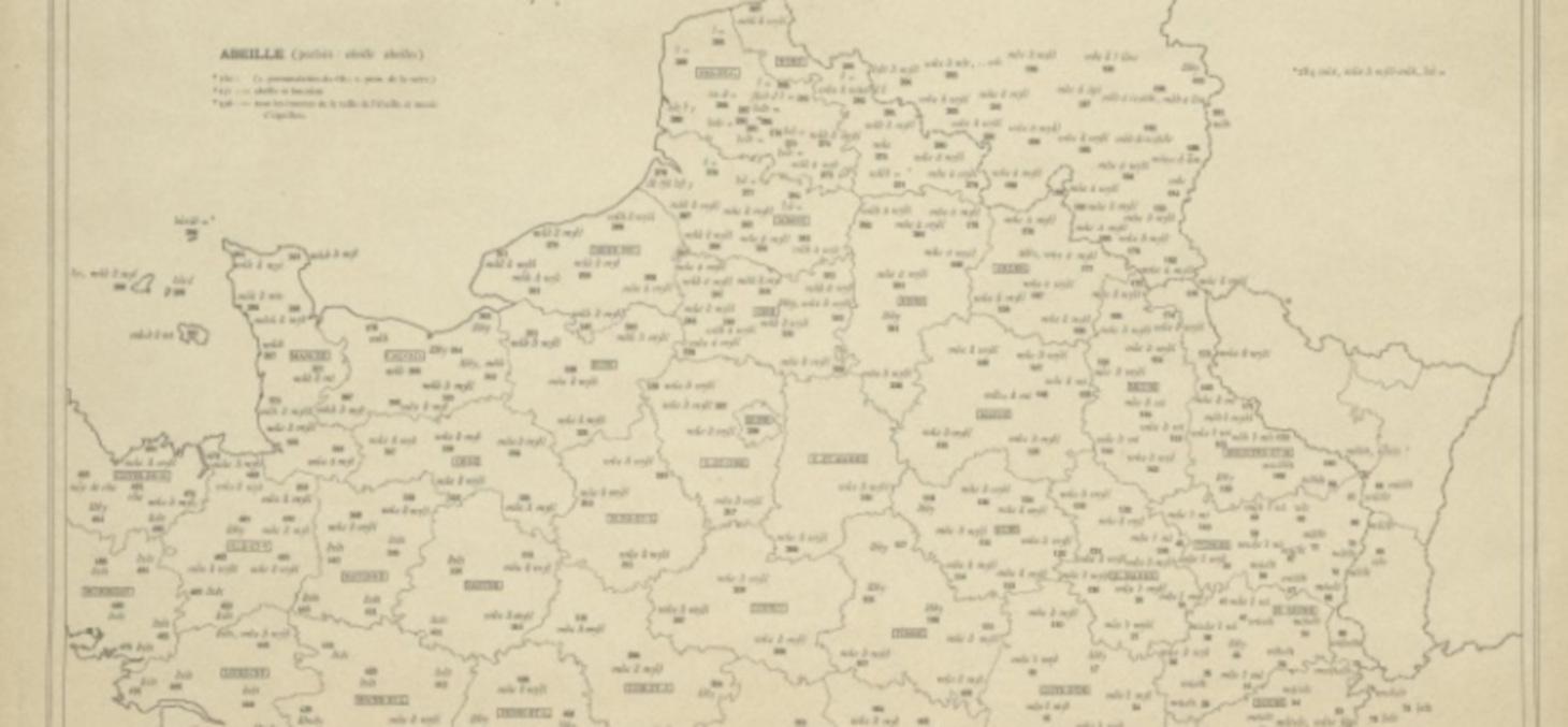 Atlas de la langue française