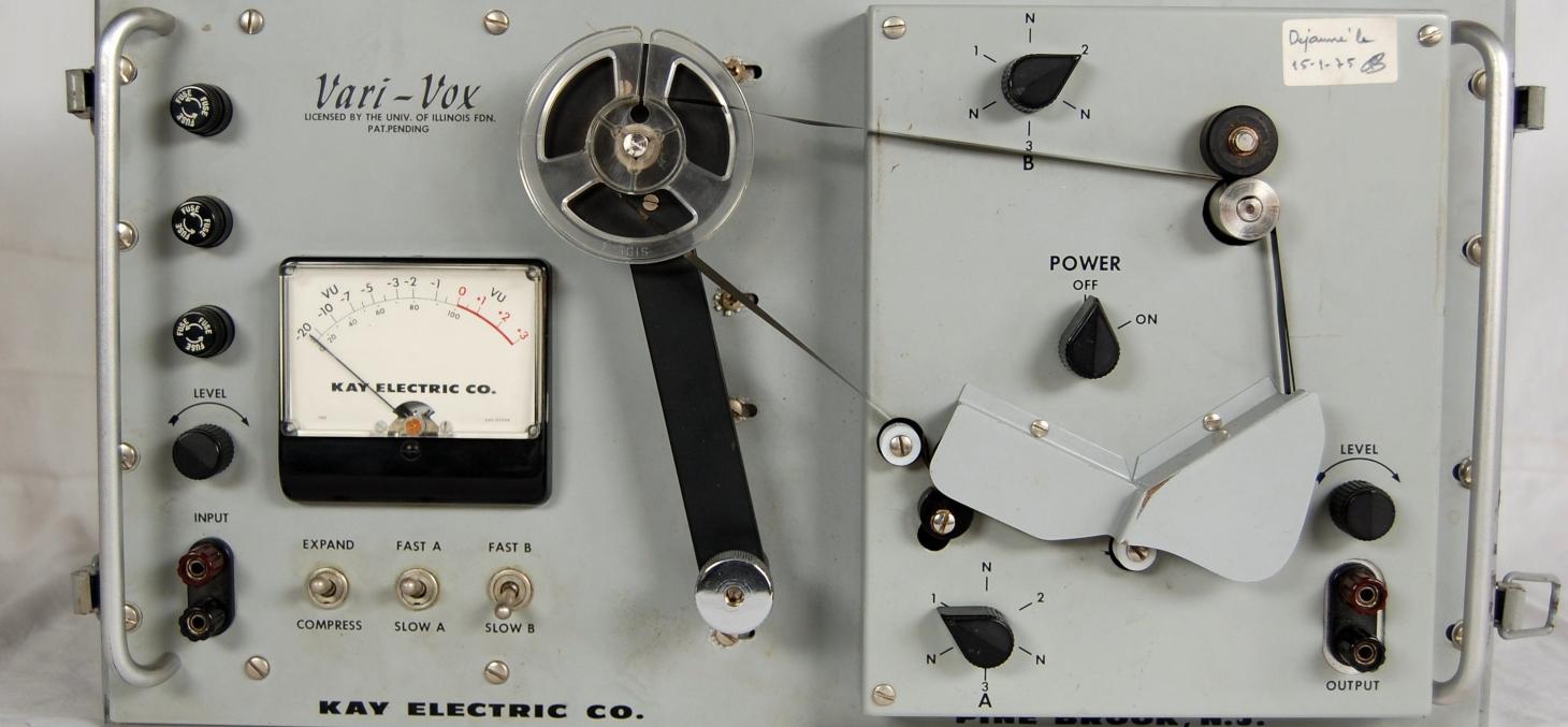 Instrument vari-vox (gipsa-lab)